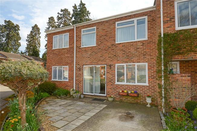 Asking Price £800,000, 4 Bedroom Terraced House For Sale in Surrey, KT13