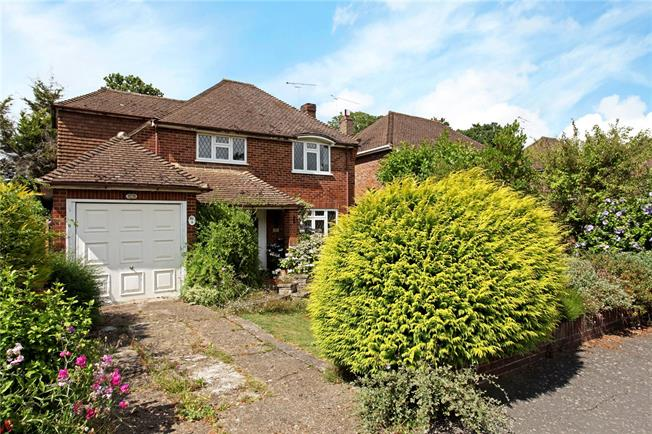 Asking Price £699,950, 3 Bedroom Detached House For Sale in Woodham, KT15