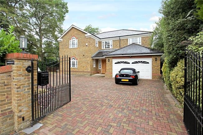 Offers in excess of £2,000,000, 5 Bedroom Detached House For Sale in Surrey, KT13