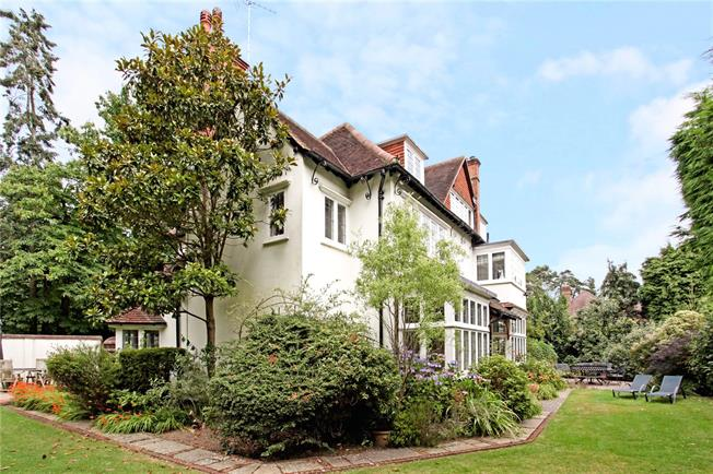 Offers in the region of £1,550,000, 6 Bedroom Detached House For Sale in Surrey, GU22