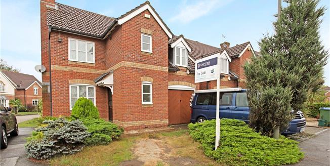 Offers in excess of £650,000, 3 Bedroom Detached House For Sale in Weybridge, KT13