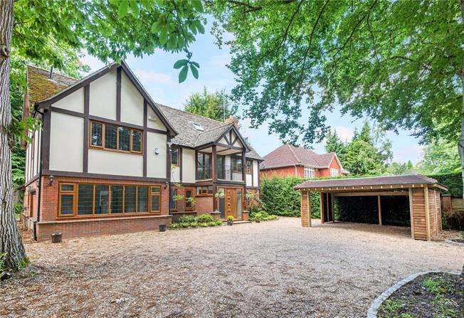Offers in excess of £1,500,000, 6 Bedroom Detached House For Sale in Woking, GU22