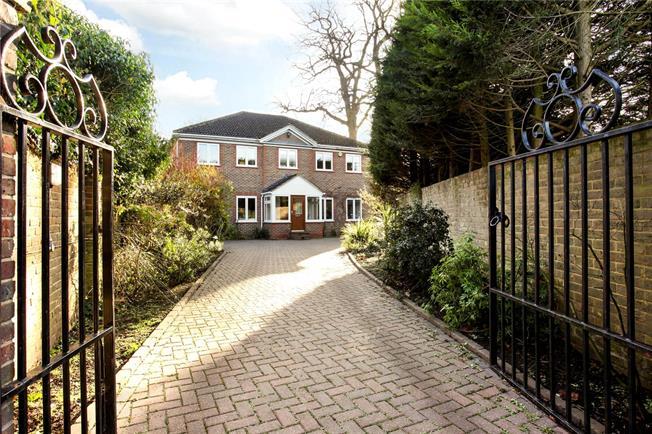 Offers in excess of £1,350,000, 5 Bedroom Garage For Sale in Weybridge, KT13