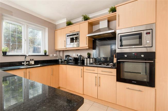 Offers in excess of £700,000, 4 Bedroom End of Terrace House For Sale in Weybridge, KT13