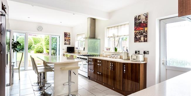 Fixed Price £1,250,000, 5 Bedroom Detached House For Sale in Sunbury-on-Thames, TW16