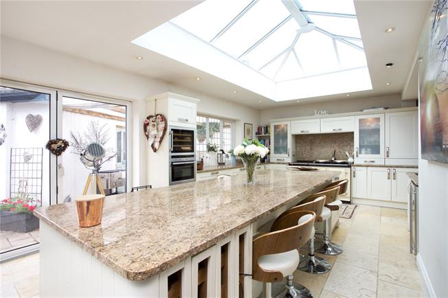 Offers in excess of £1,250,000, 5 Bedroom Detached House For Sale in Hersham, KT12