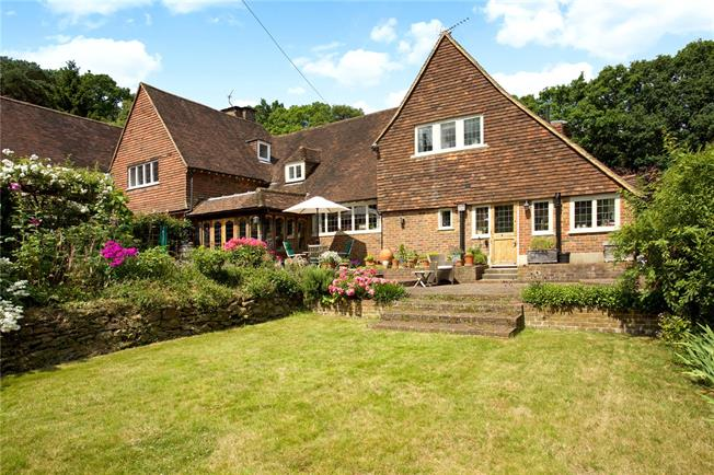 Asking Price £799,950, 3 Bedroom Semi Detached House For Sale in Ottershaw, KT16