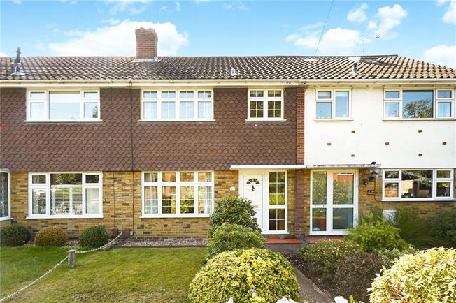 Asking Price £499,950, 3 Bedroom Terraced House For Sale in Hersham, KT12