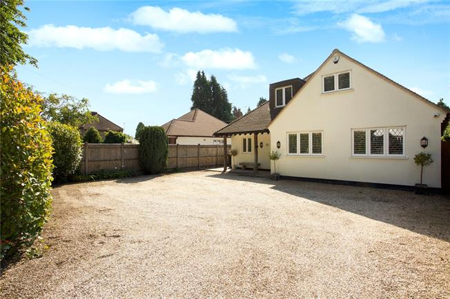 Offers in excess of £855,000, 4 Bedroom Detached House For Sale in Woodham, KT15