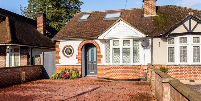 Offers in excess of £500,000, 3 Bedroom Semi Detached House For Sale in Shepperton, TW17