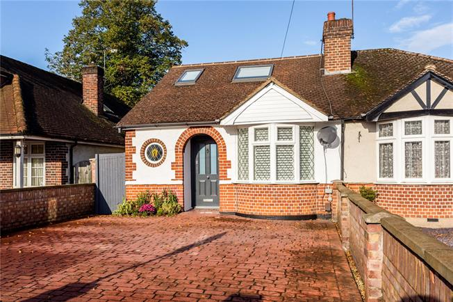 Offers in excess of £500,000, 3 Bedroom Detached House For Sale in Shepperton, TW17