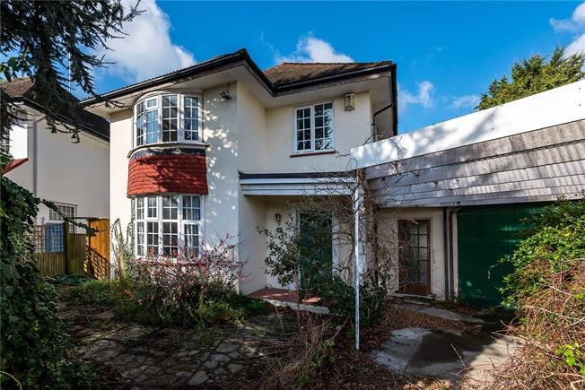 Asking Price £1,999,995, 5 Bedroom Detached House For Sale in East Sheen, SW14