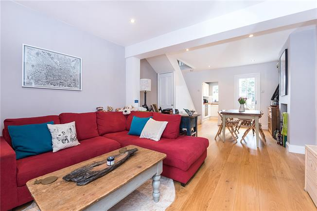 Offers in the region of £700,000, 2 Bedroom Terraced House For Sale in London, SW14