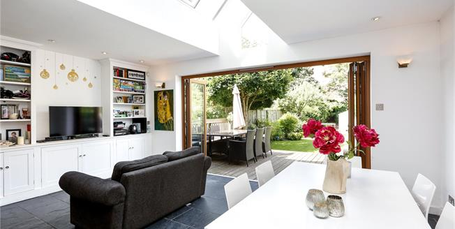 Guide Price £1,500,000, 5 Bedroom Semi Detached House For Sale in East Sheen, SW14