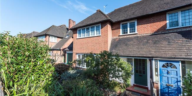 Guide Price £1,250,000, 4 Bedroom Semi Detached House For Sale in Richmond, TW10