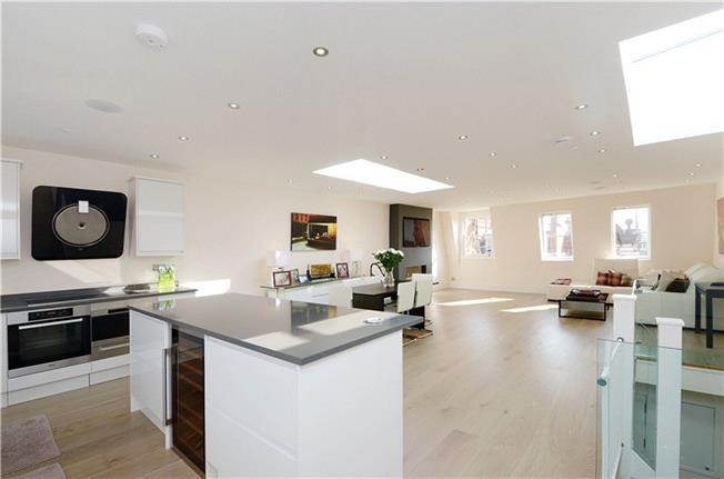 Guide Price £2,600,000, 3 Bedroom Flat For Sale in London, SW3