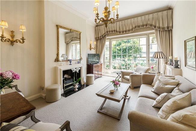 Asking Price £450,000, 1 Bedroom Flat For Sale in London, SW1W