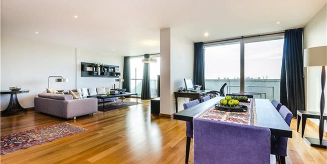 Asking Price £2,950,000, 3 Bedroom Flat For Sale in London, SW8