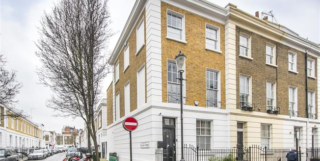Asking Price £5,495,000, 4 Bedroom Semi Detached House For Sale in London, SW3