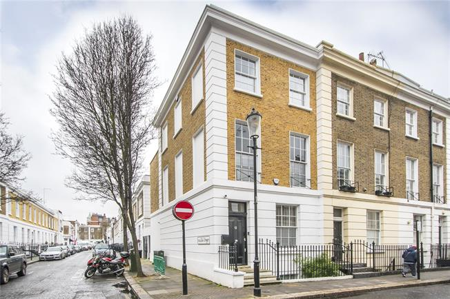 Asking Price £5,250,000, 4 Bedroom Semi Detached House For Sale in London, SW3