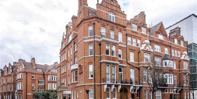 Asking Price £1,750,000, 1 Bedroom Flat For Sale in London, SW3