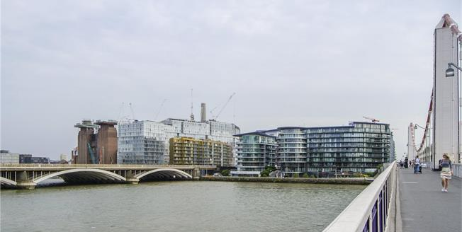 Asking Price £1,250,000, 2 Bedroom Flat For Sale in London, SW8
