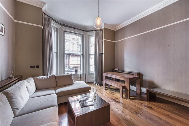 Asking Price £1,495,000, 1 Bedroom Flat For Sale in London, SW3