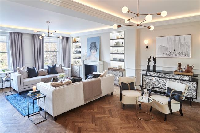 Asking Price £6,250,000, 3 Bedroom Flat For Sale in London, SW1X