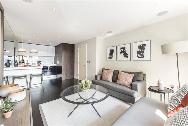 Asking Price £690,000, 1 Bedroom Flat For Sale in London, SW1W