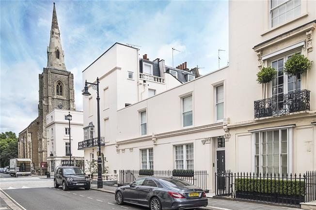 Asking Price £4,000,000, 4 Bedroom Terraced House For Sale in London, SW1W