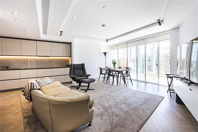 Asking Price £1,395,000, 2 Bedroom Flat For Sale in London, SW11