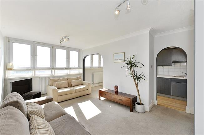 Asking Price £625,000, 1 Bedroom Flat For Sale in London, SW1W