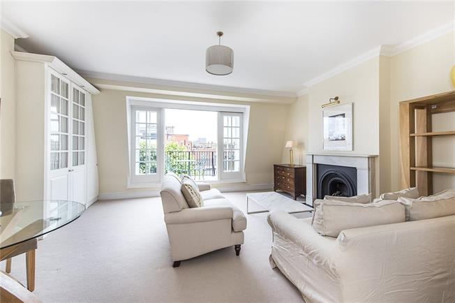 Asking Price £1,195,000, 1 Bedroom Flat For Sale in London, SW3