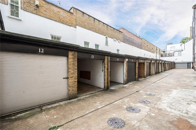 Guide Price £50,000, Garage For Sale in London, SW7