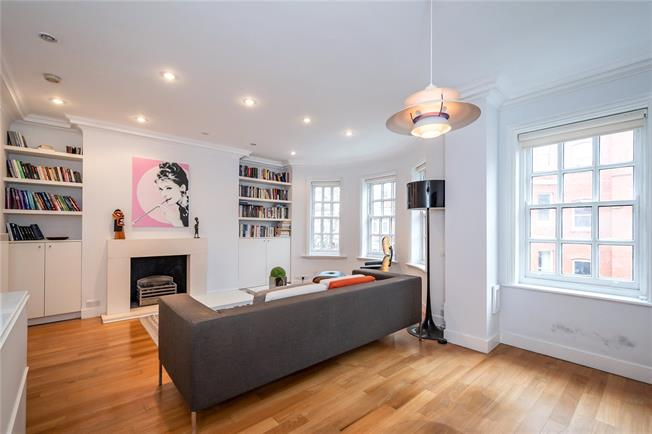 Asking Price £999,950, 1 Bedroom Flat For Sale in London, SW3