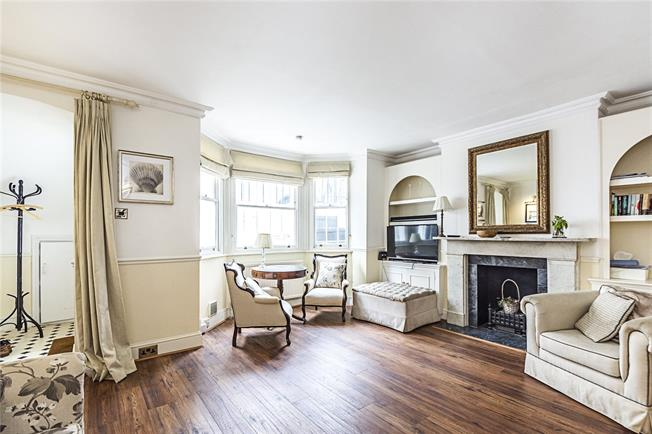 Asking Price £950,000, 1 Bedroom Flat For Sale in London, SW3