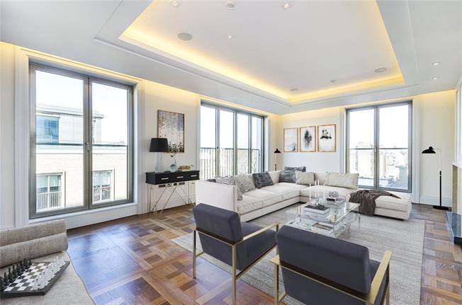 Asking Price £4,250,000, 2 Bedroom Flat For Sale in London, SW1W