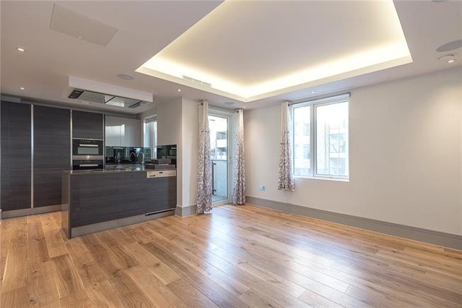 Asking Price £1,150,000, 1 Bedroom Flat For Sale in London, NW8