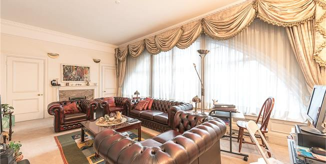 Asking Price £1,750,000, 2 Bedroom Flat For Sale in London, NW1