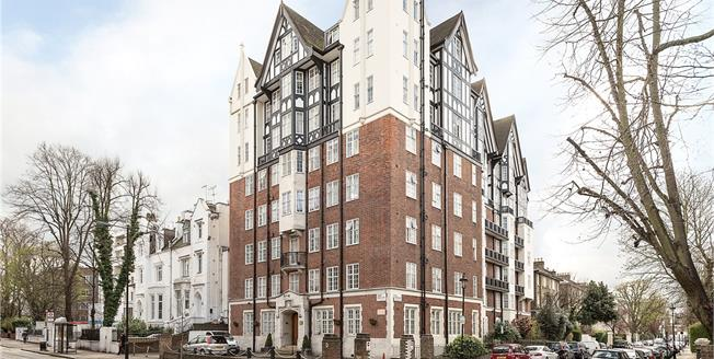Asking Price £400,000, 1 Bedroom Flat For Sale in London, NW8