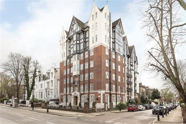 Asking Price £425,000, 1 Bedroom Flat For Sale in London, NW8