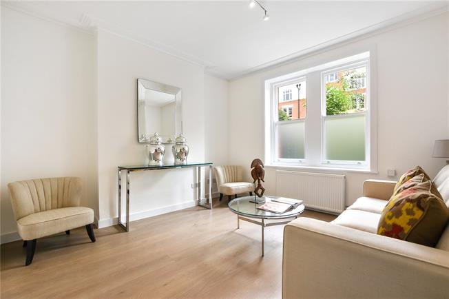 Asking Price £725,000, 2 Bedroom Flat For Sale in London, W9
