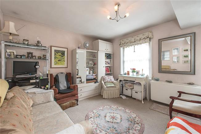 Asking Price £420,000, Flat For Sale in London, NW8