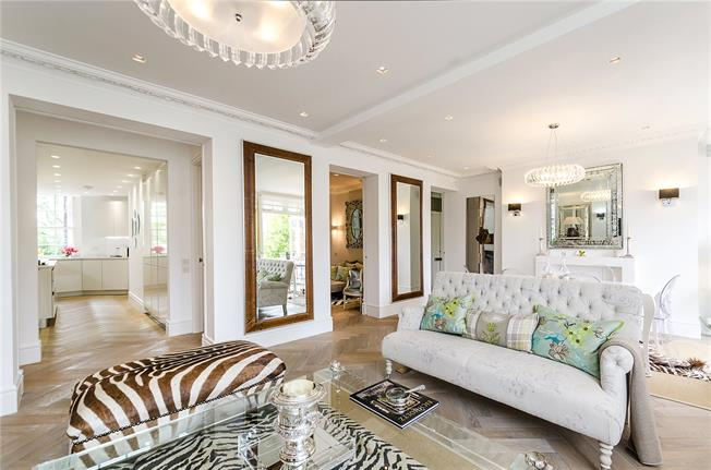 Asking Price £2,250,000, 3 Bedroom Flat For Sale in London, W9