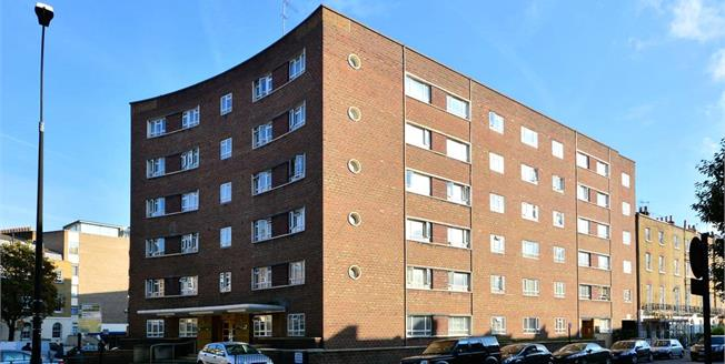 Asking Price £1,125,000, 3 Bedroom Flat For Sale in London, NW1