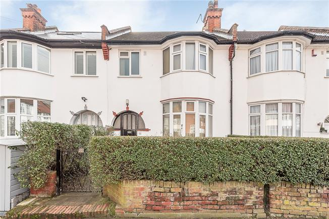 Asking Price £1,120,000, 4 Bedroom Terraced House For Sale in London, NW10