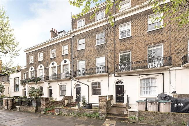 Asking Price £445,000, 1 Bedroom Flat For Sale in London, NW8