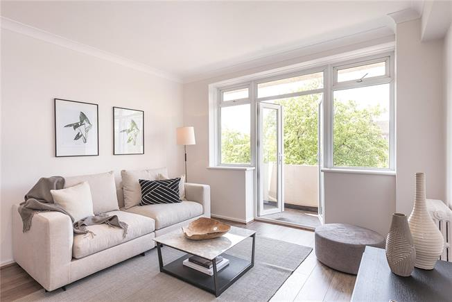 Offers in excess of £525,000, 2 Bedroom Flat For Sale in London, W9