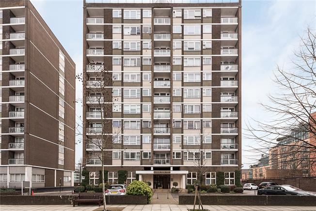 Asking Price £649,950, 1 Bedroom Flat For Sale in London, NW8