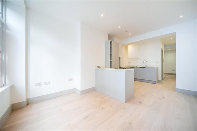 Guide Price £475,000, 1 Bedroom Flat For Sale in London, NW8